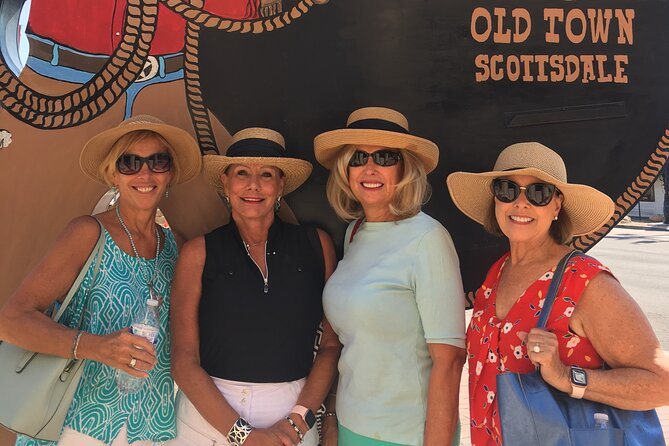 Vegan Food and Historical Walking Tour in Old Town Scottsdale