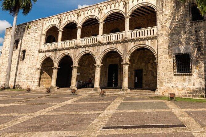 Santo Domingo City Tour with Pickup in Uvero Alto