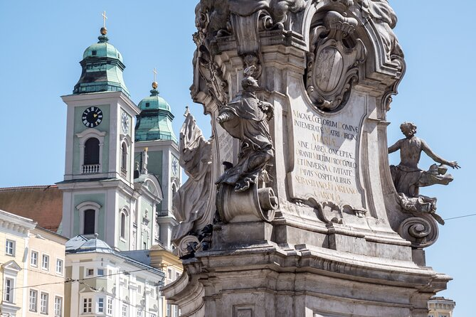 Linz Old Town Highlights Private Walking Tour