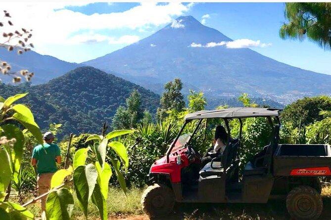 Antigua and Surrounding ATV Tour