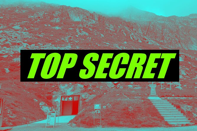 Swiss history - former top-secret mountain fortress - private tour from Luzern