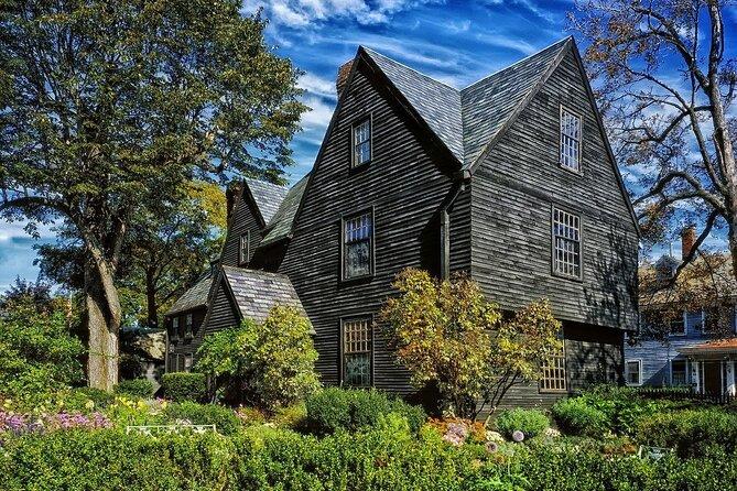 Tragedy & Triumph: True Tales from Salem's Past