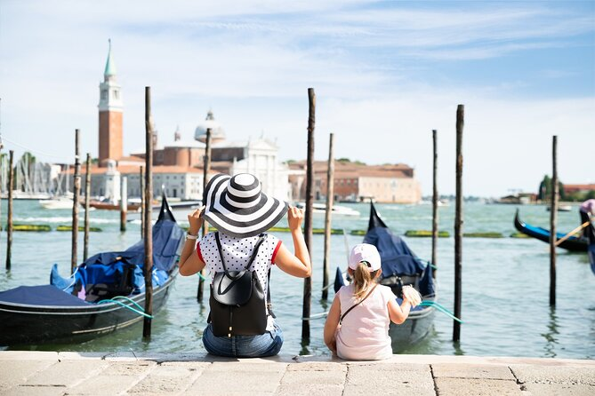 Private Venice Tour for Kids and Families including Italian Ice Cream
