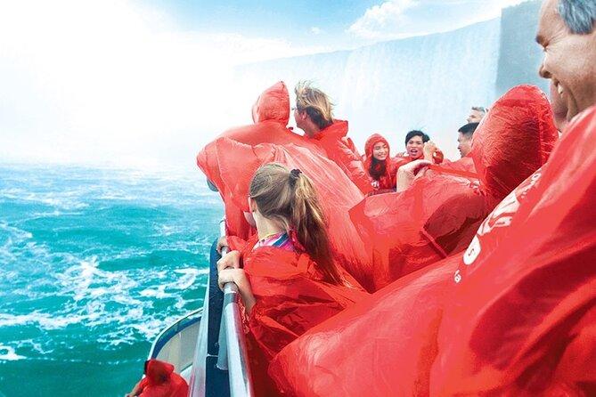 Niagara Falls tour with Hornblower Cruise