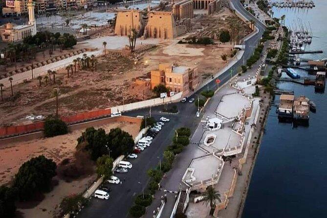 3 nights Nile Cruise Luxor & Aswan , Abu Simbel , Balloon , and Tours from Luxor