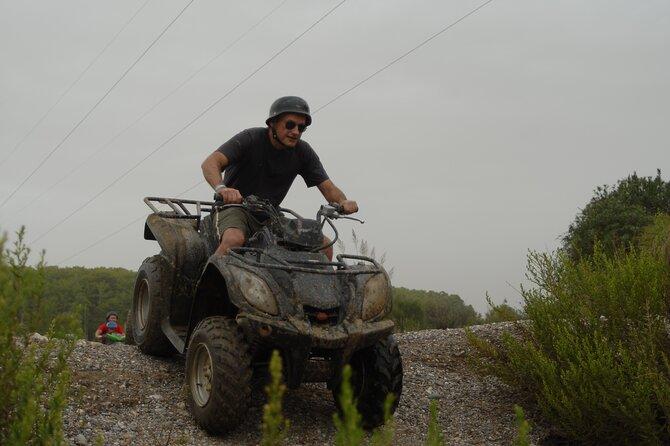 2 hours Quad or Buggy Safari in Bodrum