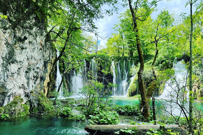 Plitvice Lakes and Rastoke, Small Group Tour from Zagreb, Guaranteed Departure