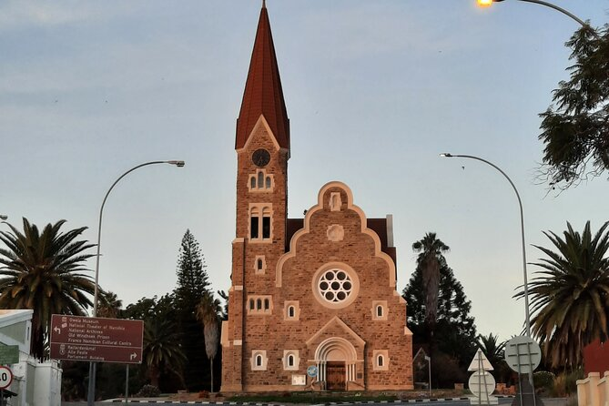 Tour pela cidade de Windhoek