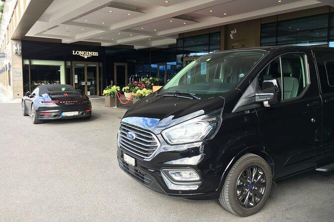 Limousine service Bürgenstock, individual luxury travel