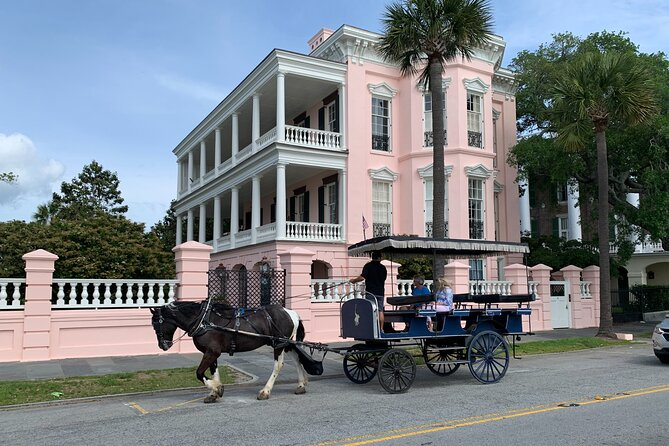 Day Trips to Charleston, tour INSIDE Fort Sumter, Carriage Tour, Lunch & More