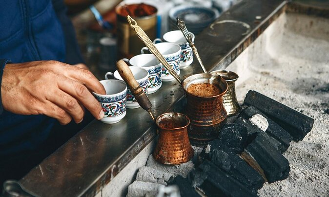How to Drink Turkish Coffee Like an Istanbul Local