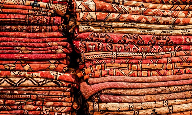 Everything You Need to Know About Buying a Moroccan Rug in Morocco