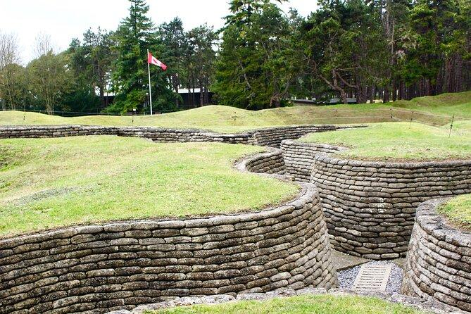 Private Tour of Vimy Ridge & Arras battlefields from ARRAS