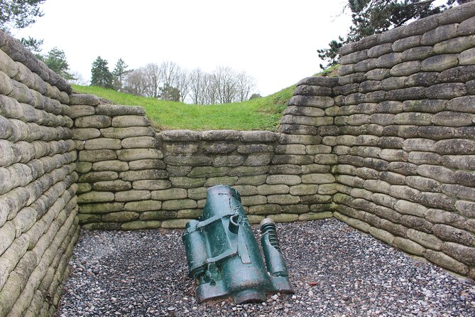 2 Day Private Tour of the Somme battlefields, Vimy Ridge and Arras from ARRAS