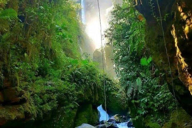 Costa Rica Natural Wonders Trek (Volcanoes, Waterfalls, Beaches, Jungle)
