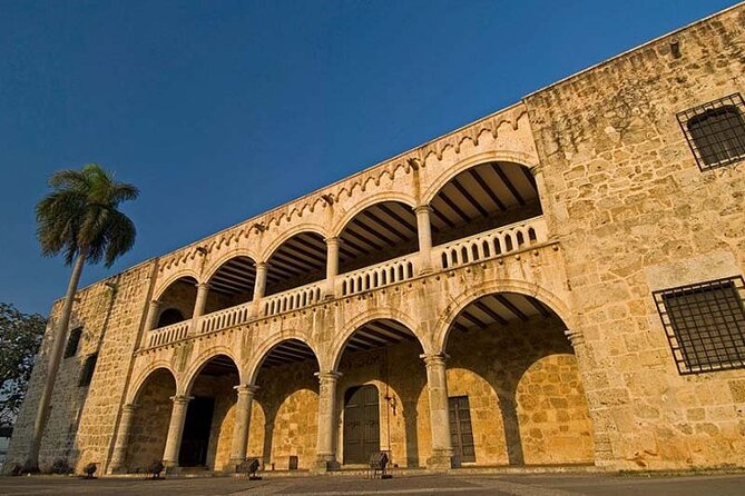 Guided Full Day City Tour in Santo Domingo from Punta Cana