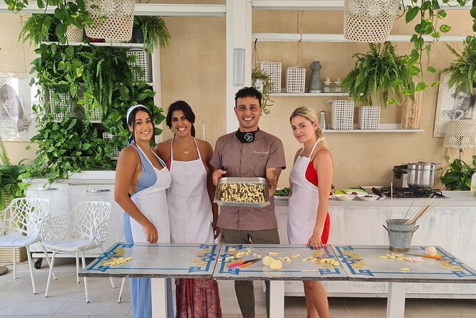 Sicilian Cooking Class in Taormina with Chef Mimmo Siciliano