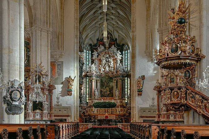 Graz Top Churches Private Walking Tour with Guide