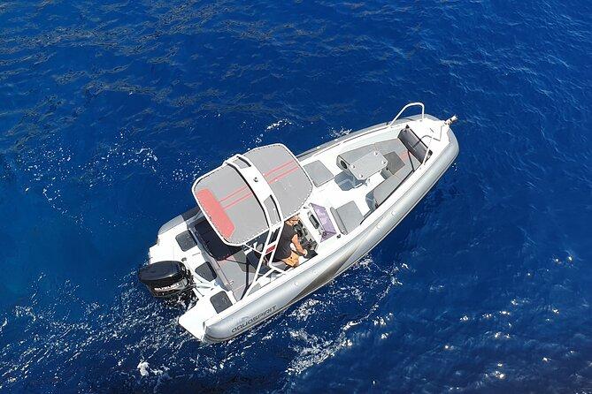 8 Hours Semi-Pneumatic Boat Rental in Ibiza