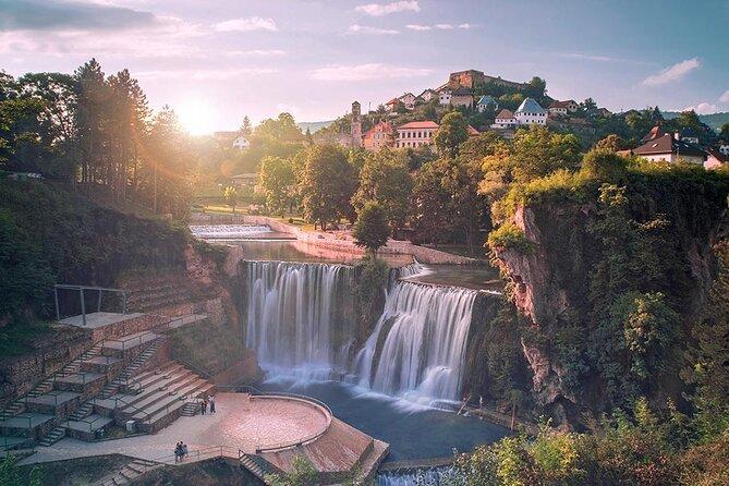 Travnik, Jajce & Pliva Lakes With Central Bosnia – Full Day Tour From Sarajevo