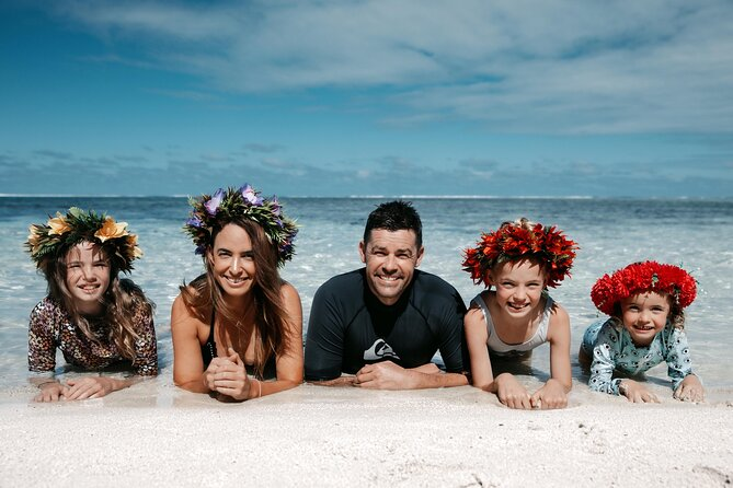 Cook Islands Family Photo shoot