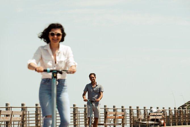 San Sebastian on Two Wheels: E-SCOOTER - Private Cultural Adventure
