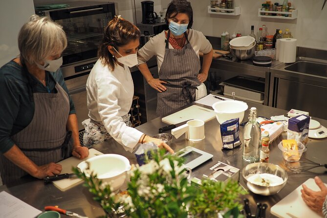 Learn to cook with an Italian Chef