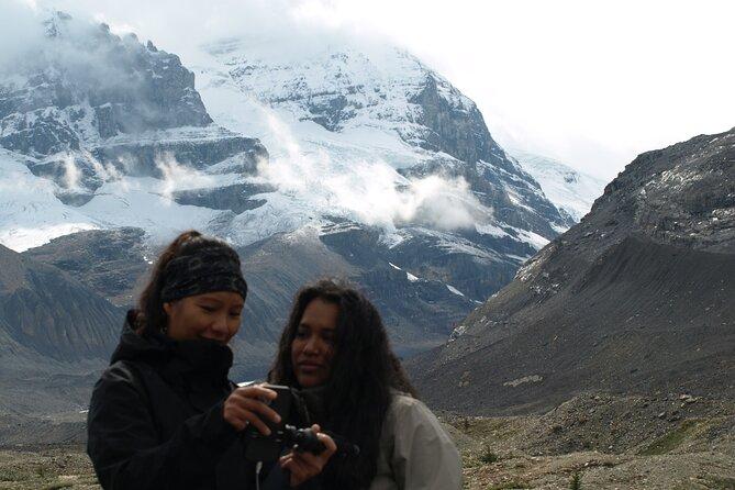 Seeking Alberta Melting Glaciers in Canadian Rockies - Private Tour