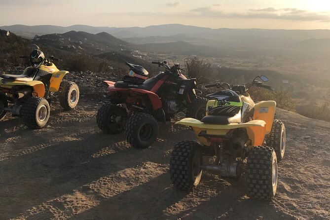 Small-Group Off-Road Adventure in Valle de Guadalupe + Wine Tasting