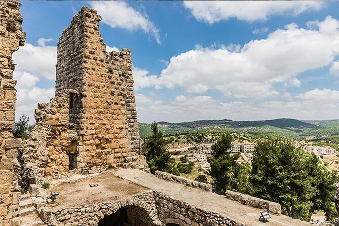 Private Tour to Ajloun from Dead Sea