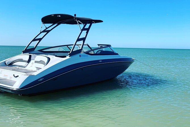 Private Half-Day Boat Charter in Clearwater, Florida