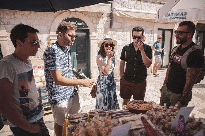 Shared Food Tour: Taste Dubrovnik for 3 Hours