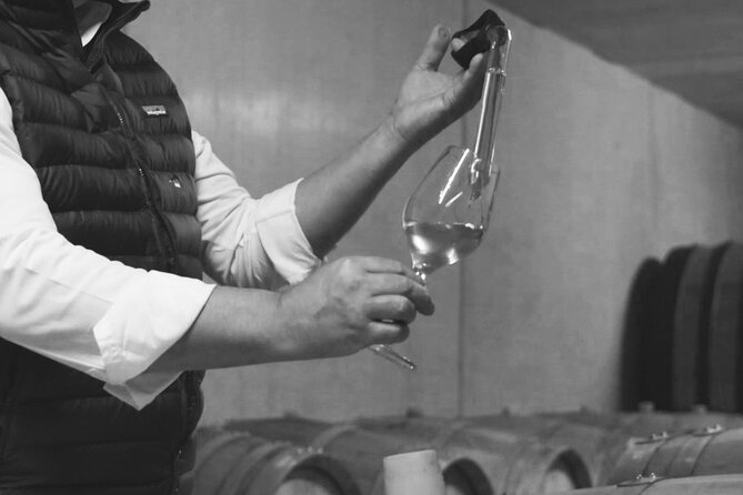 THE CREATION: Private Blending Workshop with Tasting of Raw Wines