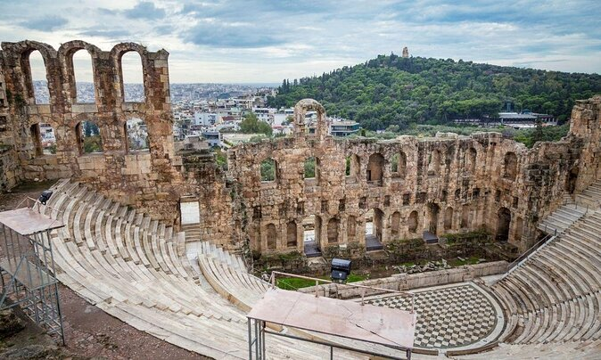 Where to Find the Best Views in Athens