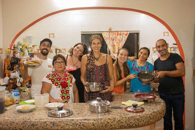 Mexican Cooking Workshop in Playa del Carmen