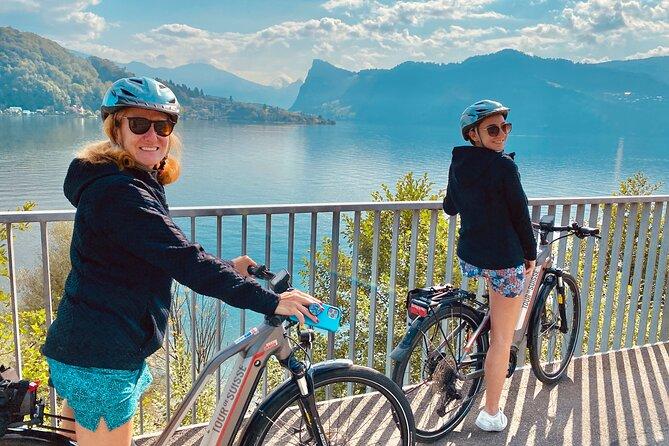 Lake Lucerne Peninsula e-Bike Tour