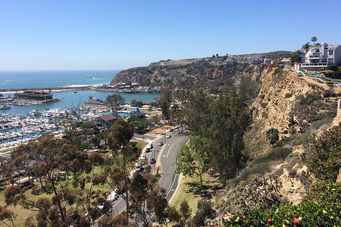 Pacific Coast Highway Smartphone Driving Tour between LA & San Diego