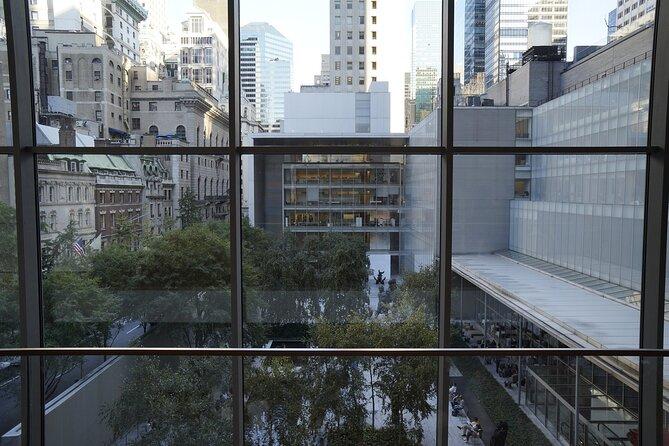 Entrée guidée aux musées d'art moderne et métropolitains de New York