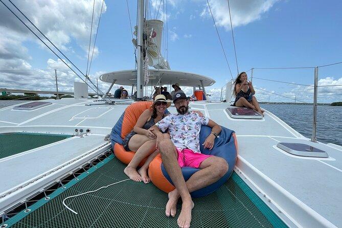 Catamaran Sailing Adventure In Port Canaveral and Cocoa Beach