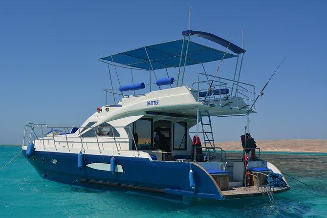Overnight Fishing Private Fishing Equipment With Dinner - Hurghada