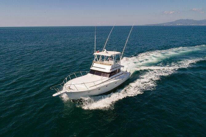 Hatteras 44' Boat in Puerto & Nuevo Vallarta