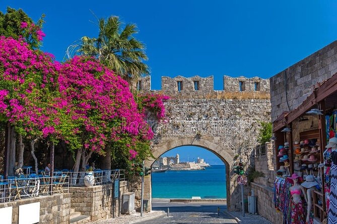 Full Day Guided Mini-Group Rhodes Highlights Tour