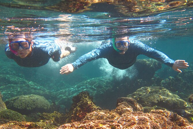 Huatulco National Park Walking and Snorkeling Tour