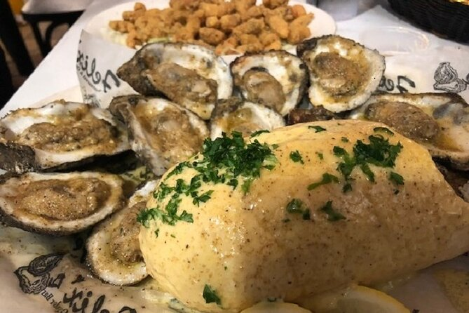 New Orleans Taste of the French Quarter Food Tour Du jour