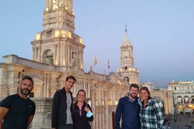Arequipa Historical Downtown Tour