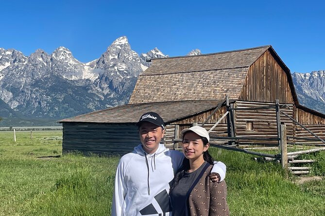 Best of Jackson Hole and The Grand Tetons VIP Private Boutique Tour