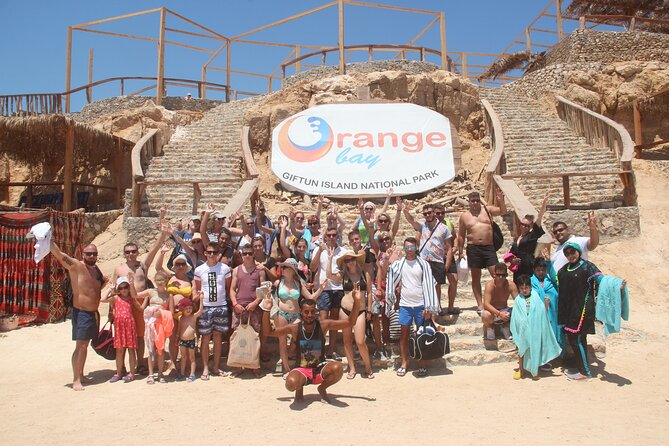 Orange Bay Full Day Snorkeling Sea Trip With Lunch and Water Sport - Hurghada