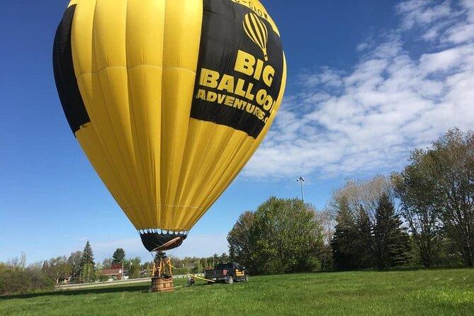 Ottawa Private Hot Air Balloon Tour