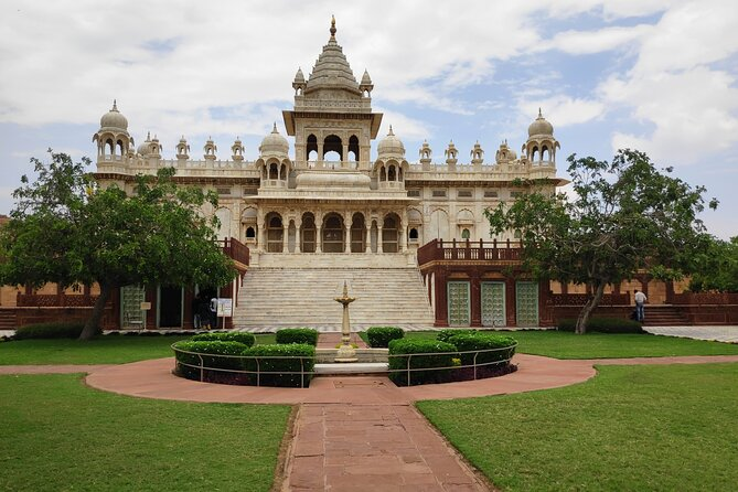 Jaswant thada guided tour