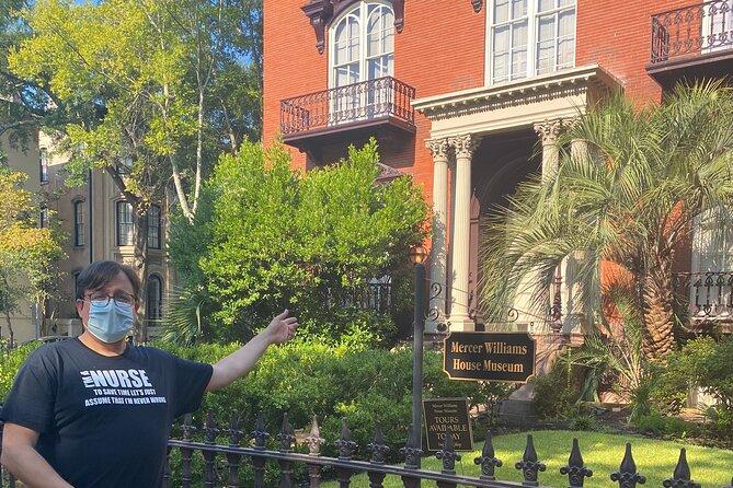 Private Savannah Medical History Walking Tour